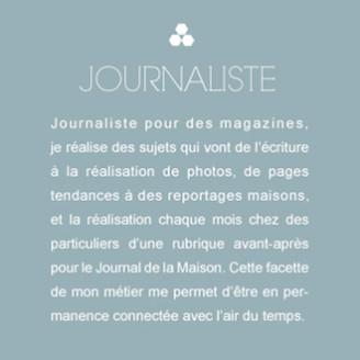 Journaliste, Sylvie Bendavid, styliste, publicité, presse, scénographe