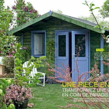 AVANT/APRÈS – Transformez une cabane en coin de paradis (2020)