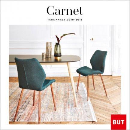 BUT – Carnet | Tendances 2018-2019